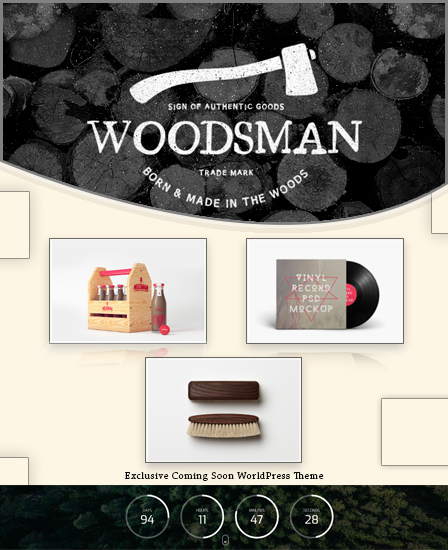 Woodsman Featured Image