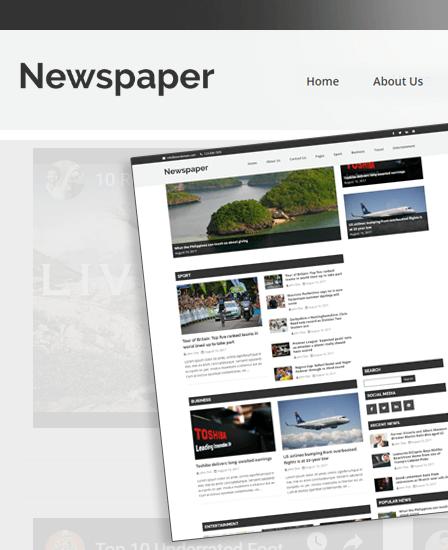 PHP Newspaper Script
