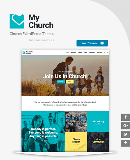 My Church Featured Image