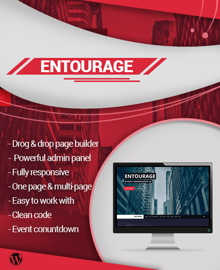 Entourage Featured Image