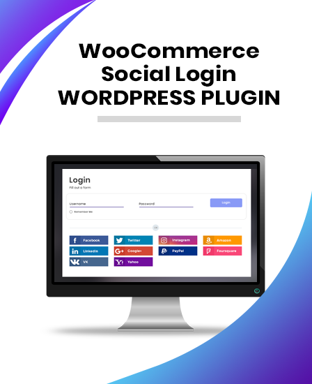 WooCommerce Social Login WordPress Plugin