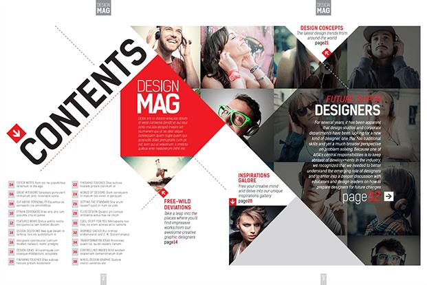 Real3D FlipBook Plugin - Magazine Information