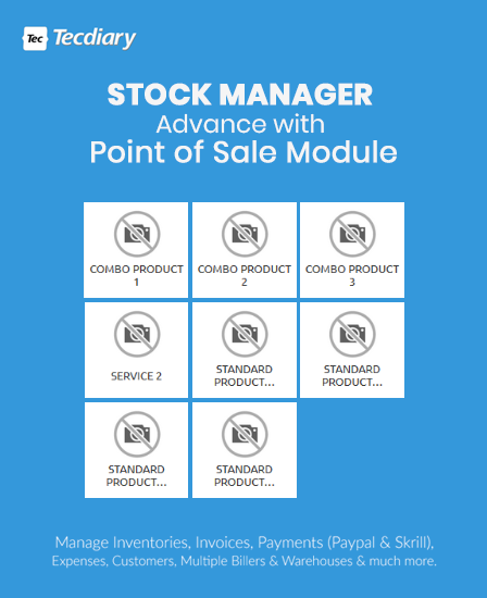 Stock Management PHP Script