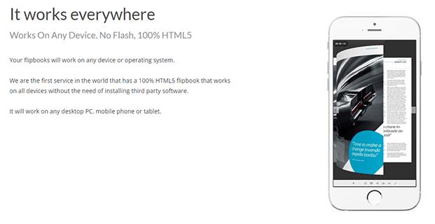Real3D FlipBook Plugin - Works Everywhere