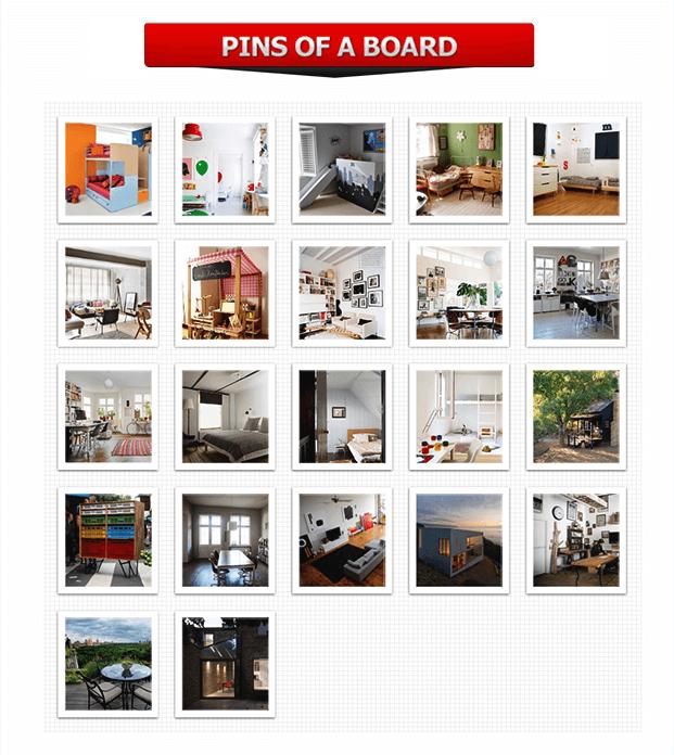 Pinterest To WordPress Plugin - Pins