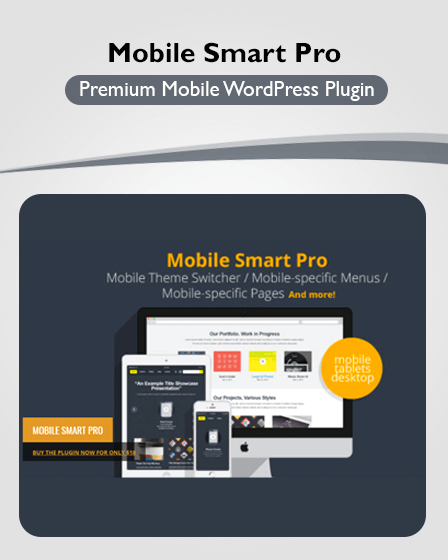 Mobile Smart Pro WordPress Plugin
