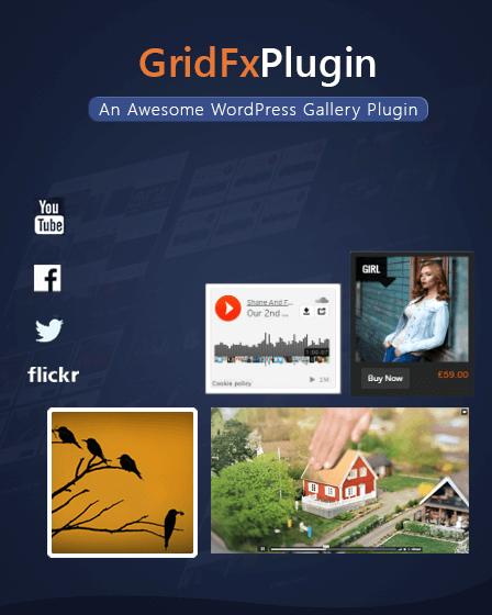 Grid FX WordPress Grid Plugin