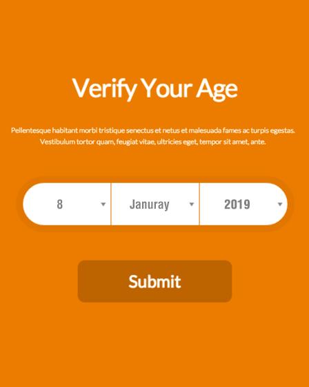 Age Verifier - Age Verification Plugin For WordPress