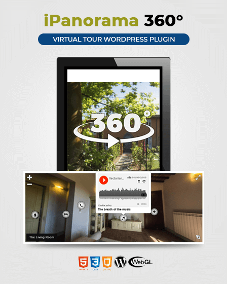 Virtual Tour WordPress Plugin