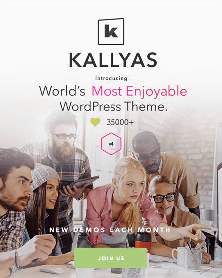 Kallyas Feature Image