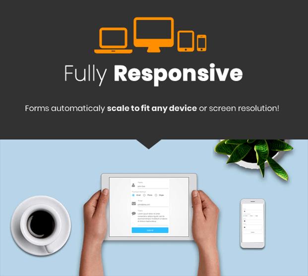 Responsive - Form Builder Plugin For WordPress