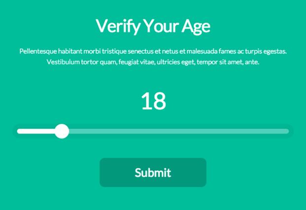 Verify4 - Age Verification Plugin For WordPress