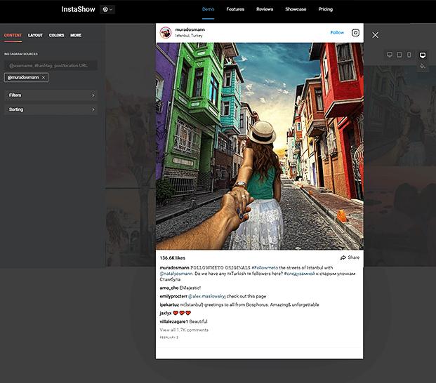 Instagram Feed WordPress Plugin - Popup