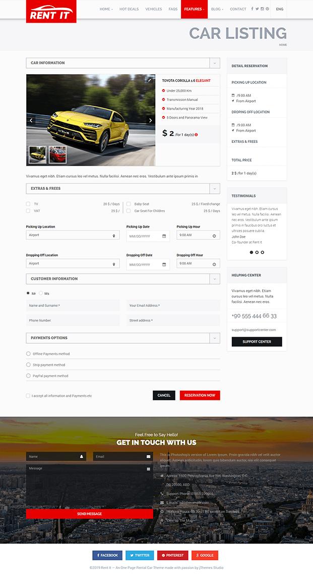 Car-Information