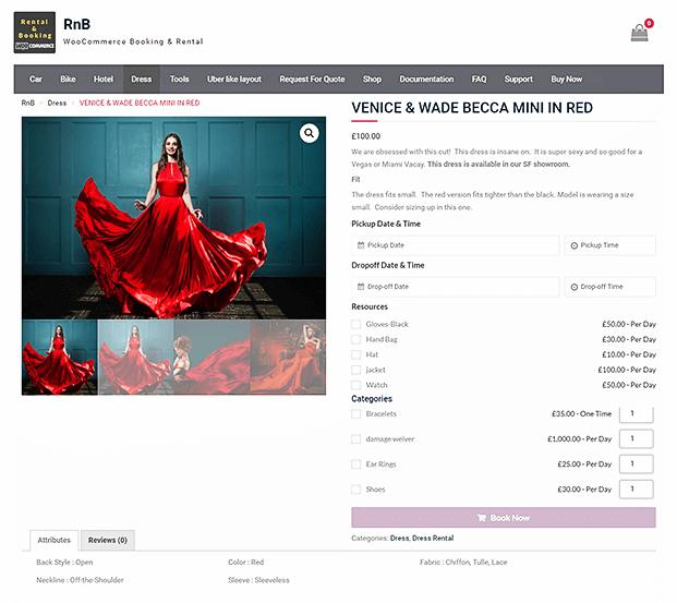 RnB Dress