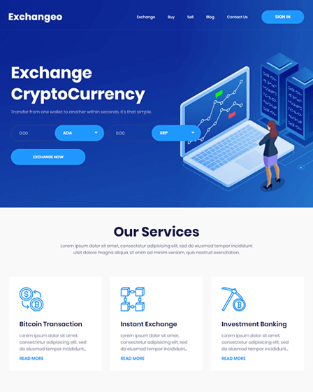 Currency Exchange PHP Script