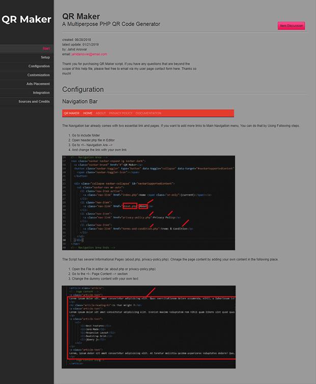 Custom Codes