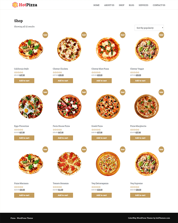 Pizzerian