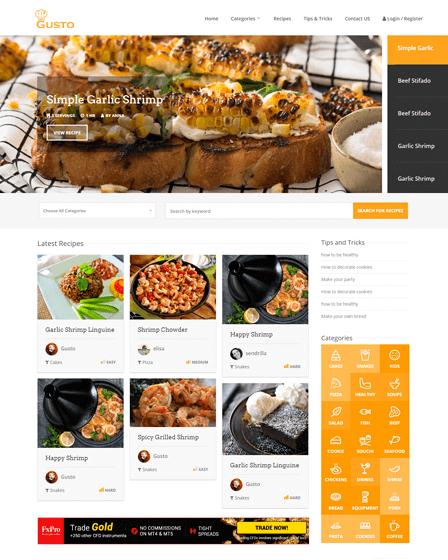 recipe-php-script