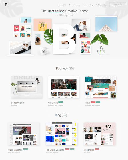 bridge-best-wordpress-theme-for-business