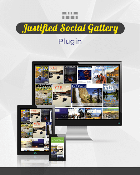 Social Gallery Plugin WordPress
