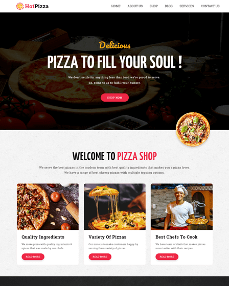 Pizzerian Featured Image