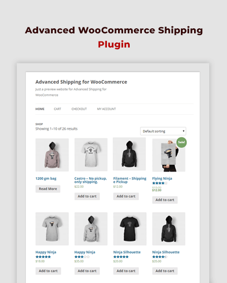 Advanced WooCommerce Shipping Plugin