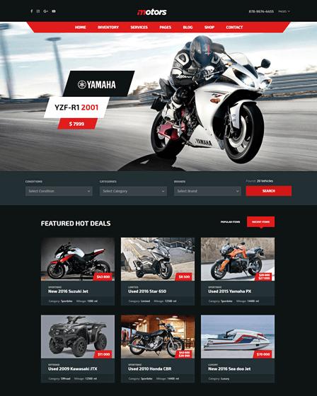 Motors Featured Image