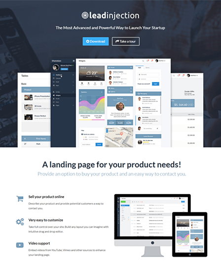 Best Landing Page WordPress Theme