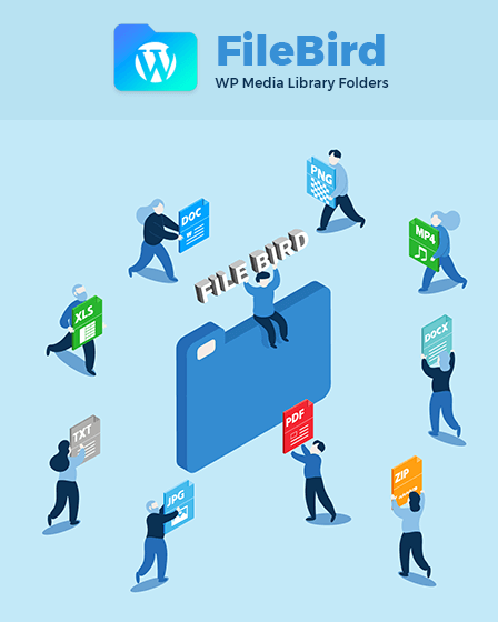 FileBird - WordPress Media Library Plugin