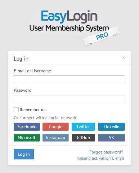 PHP Membership Script