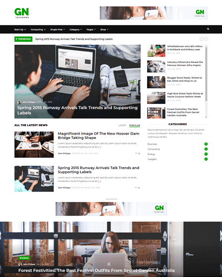 Feature image -News-Magazine-WordPress-Theme
