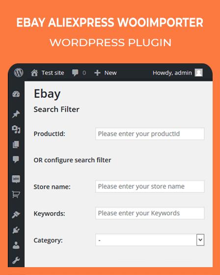 eBay Aliexpress WooImporter Plugin