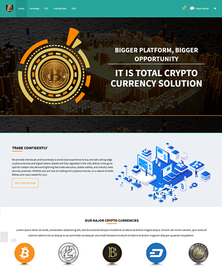 Feature Image - Bticoin PHP Script
