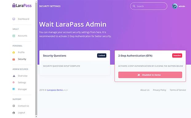 LaraPass