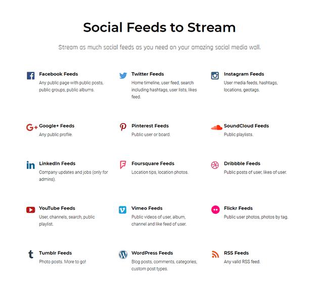 Flow-Flow Social Stream Plugin - Multiple Social Networks