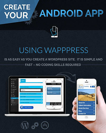 WordPress Mobile App Plugin