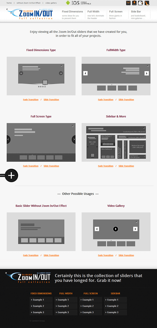 Layouts-Responsive WordPress Slider Plugin