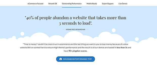 Performance - Premium WordPress Theme For Business