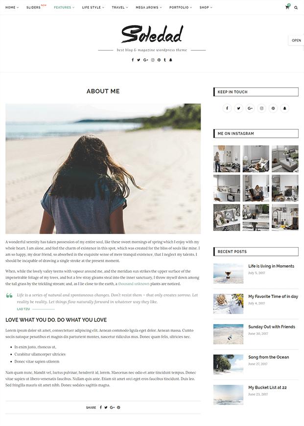 About - WordPress Theme Magazine