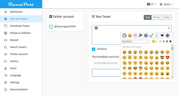 Add-new-Tweet