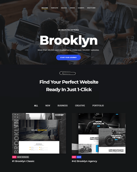 WordPress Professional Theme