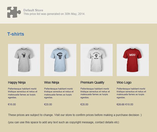 Product Catalog WordPress Plugin - WooCommerce Products Catalog Example 2