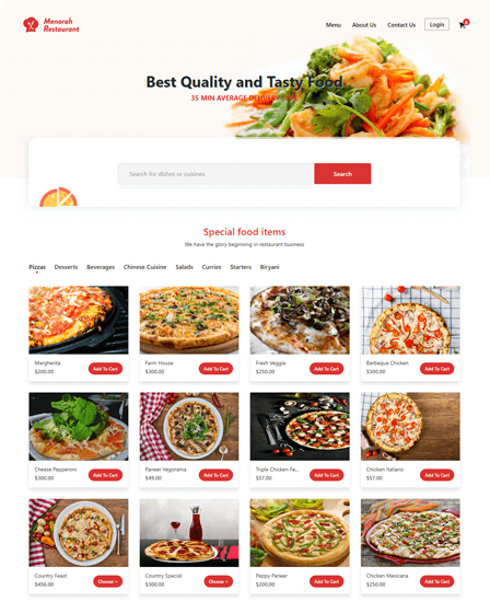 Feature Image - Food Delivery PHP Script