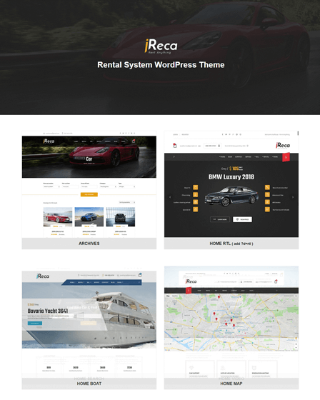 ireca-automobile-rental-wordpress-theme