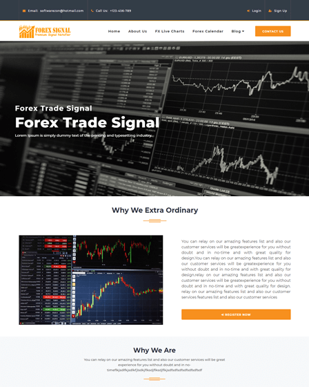 Home Crypto Signal - Trade Alert Forex PHP Script