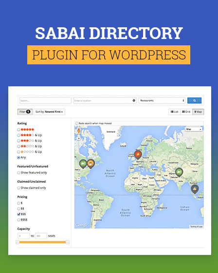 Directory WordPress Plugin