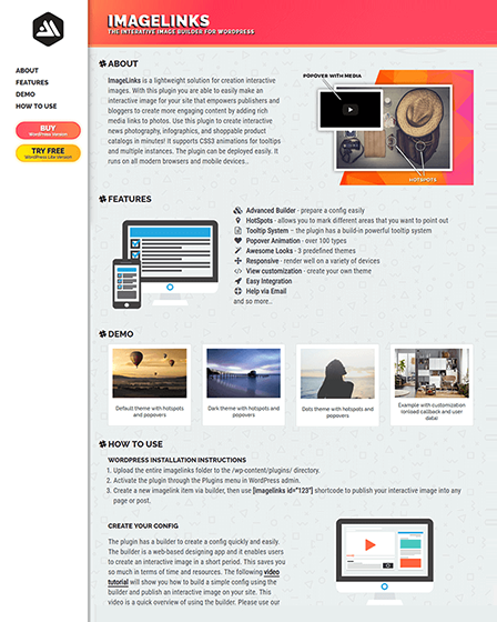 Image Editor WordPress Plugin