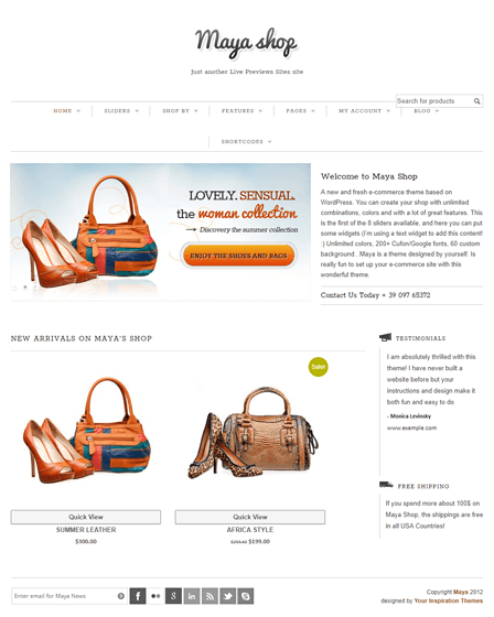 mayashop-premium-ecommerce-wordpress-theme