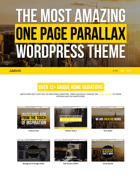 jarvis-one-page-wordpress-theme-for-multiuse